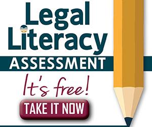 Legal Literacy Assessment