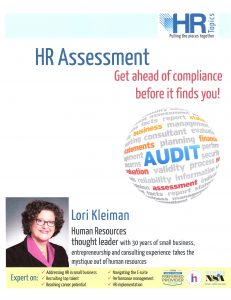 small business HR assessment