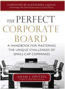 Perfect Corporate Board