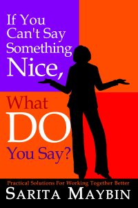 If You Can't Say Something Nice