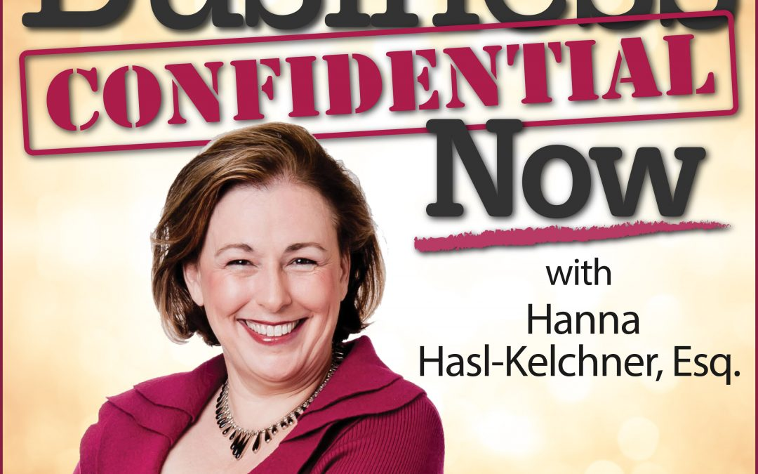 Why You Should Listen to Business Confidential Now – Trailer