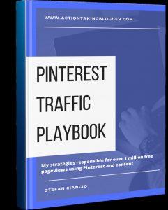 Pinterest Traffic Playbook