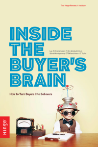 Inside the Buyer's Brain